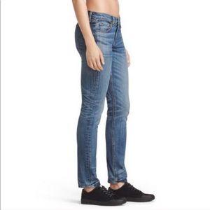 """rag & bone Jeans - Rag and Bone The Dre Mid Rise Girlfriend Jean 24"""""""